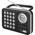 SRD 220 BS RÁDIO S USB/MP3 SENCOR