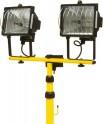 Lampa halogenová na stojanu 2 x 400W