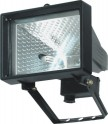 Lampa halogenová 400 W černá