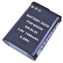 Baterie Avacom Nikon EN-EL23 Li-ion 3.8V 1400mAh 5.3Wh verze 2014