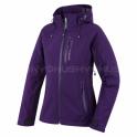 Husky Dámská outdoor bunda | Bonnie - fialová - XL