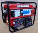 Enhlava BC 60E - 3 benzínová elektrocentrála