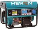 Heron EGM 65 AVR-1E benzínová elektrocentrála