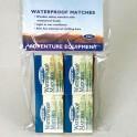 Zápalky WATERPROOF voděodolné