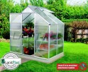 skleník VITAVIA VENUS 2500 PC 4 mm stříbrný