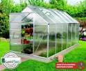 skleník VITAVIA VENUS 7500 PC 4 mm stříbrný