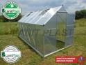 LanitPlast skleník PLUGIN NEW 6x10 PLUS