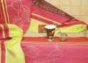 Greno Kuchyňská utěrka Maliny 50 x 70 - růžová
