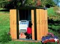 zahradní domek ARROW WOODLAKE 65