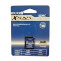 SDHC 16GB CL10 X-SERIES 854423 MAXELL