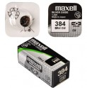 SR 41SW / 384 LD WATCH BAT. MAXELL