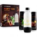 PARTY BOX 2x koktejl + lahev SODASTREAM