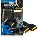 SAV 135-045 ploch SCART21p MM PG SENCOR