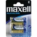 LR14 2BP ALK 2x C (R14) MAXELL