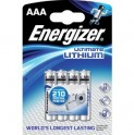 BAT ULTIMATE LITH FR03/4 4xAAA ENERGIZER