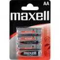 R6 4BP Zinc 4x AA MAXELL
