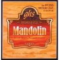 PF250 SET, MANDOLIN, BR, BR, MD STRUNY