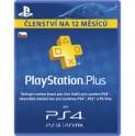 PS Plus card 365 dní SONY