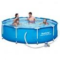 Bazén rodinný s konstrukcí 305 x 76 cm, samostatně