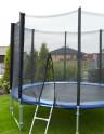 Fitness King Ochranná síť k trampolíně 427 cm
