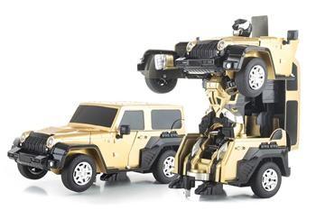 Hračka G21 R/C robot Yellow Alien