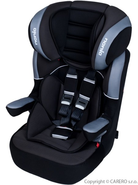 Autosedačka Nania Myla Isofix Premium 2017 black