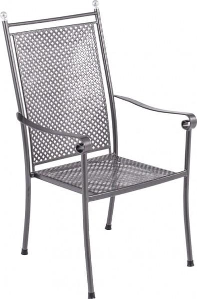 Royal Garden Excelsior stohovatelná židle z tahokovu