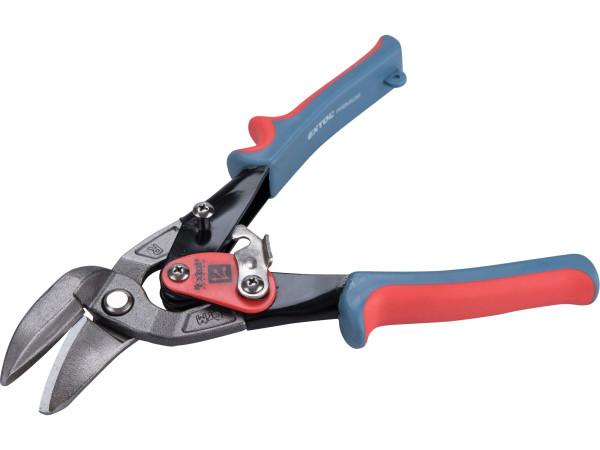 Extol Premium - převodové nůžky na plech 255mm, pravé
