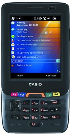 IT 800RGC-35 HANDY TERMINAL CASIO