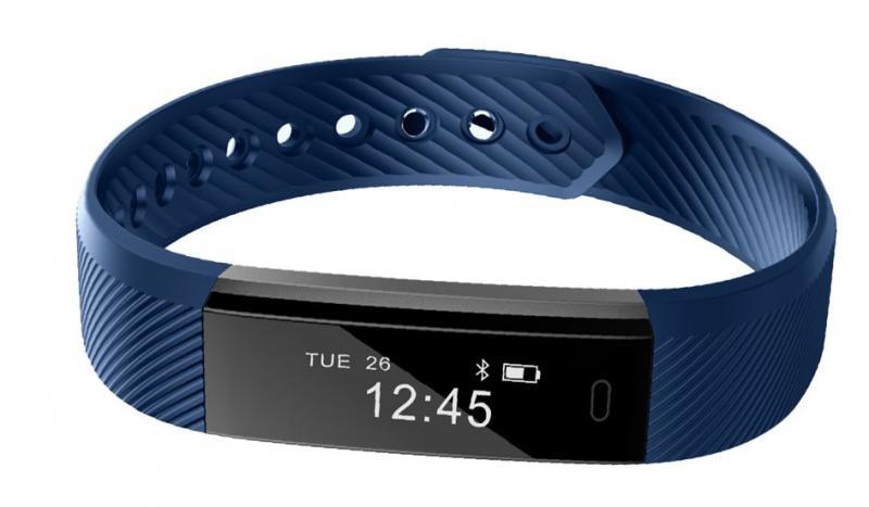 Fitness hodinky Smart 115 - modré