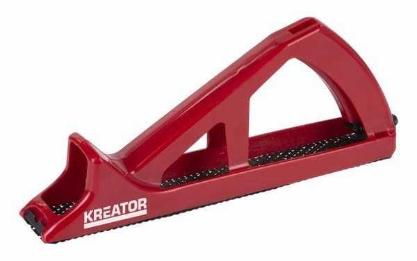 Kreator KRT454004 - Hoblík/rašple plast 250x40mm