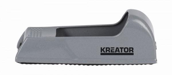 Kreator KRT454005 - Hoblík/rašple hliník 160x40mm