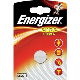 BAT LITHIUM CR2032 ENERGIZER